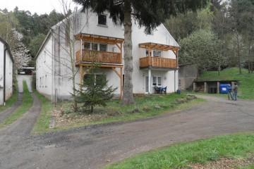 Sanierung Mehrfamielenhaus in Trabitz